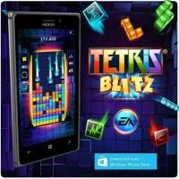 Tetris Blitz – новая XBox-игра выйдет через неделю