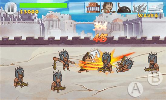 Heroes of Mythology для Windows Phone