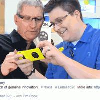 """Nokia Germany: """"Тим Кук ищет настоящие инновации"""""""
