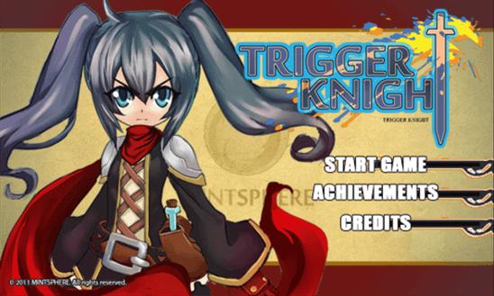 Trigger Knight для Windows Phone