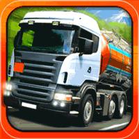 Trucker: Parking Simulator – ох не легкая это работа.