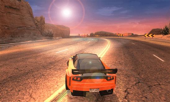Drift Mania: Street Outlaws для Windows Phone