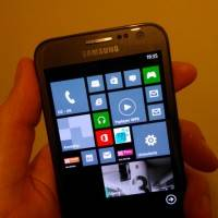 Третья колонка плиток может быть активирована на Samsung ATIV S