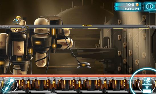 Скачать Gravity Guy 2 для Xolo Win Q900s