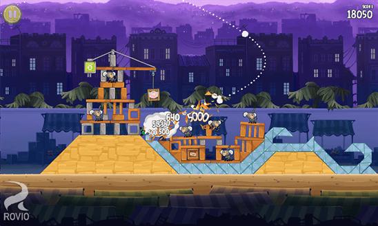 Скачать Angry Birds Rio для Archos 40 Cesium