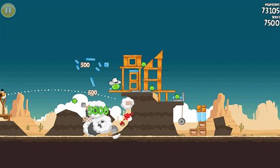 Скачать Angry Birds Classic для Yezz Billy 4.0