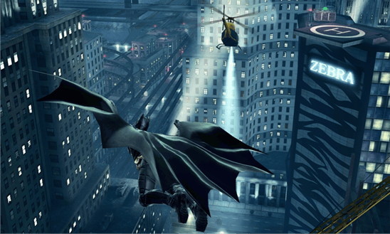 Скачать The Dark Knight Rises для Yezz Billy 4.0
