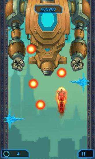 CJ:Strike Back для Windows Phone