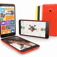 Начался предзаказ на Nokia Lumia 1320 в России