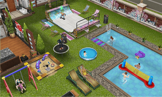Скачать The Sims FreePlay для Yezz Billy 4.0