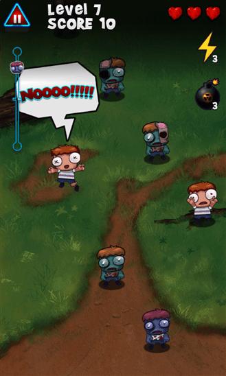 Zombie Smasher для Windows Phone