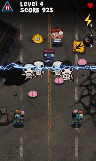 Скачать Zombie Smasher для HTC Titan