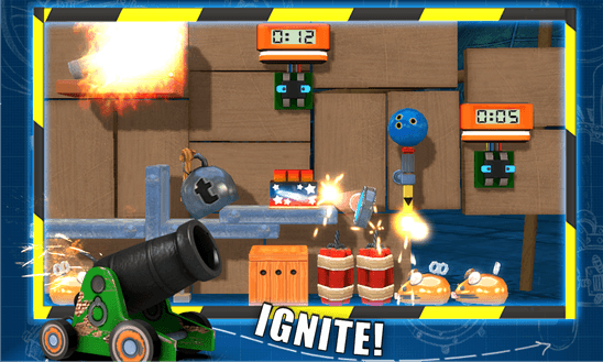 Crazy Machines Golden Gears для Windows Phone