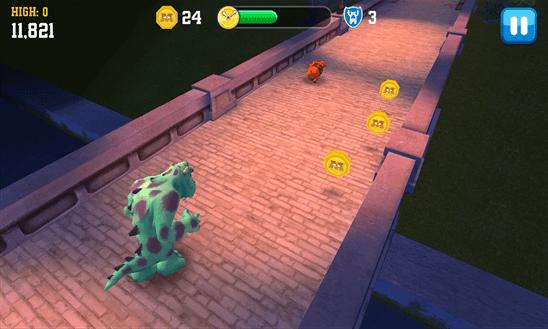 Monsters University для Windows Phone