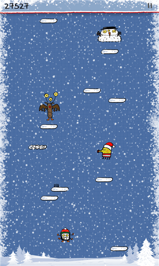 Doodle Jump для Windows Phone