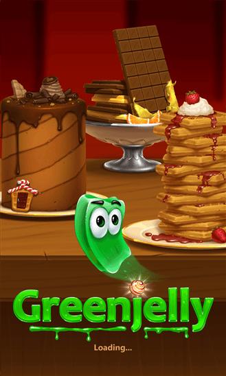 Green Jelly для Windows Phone