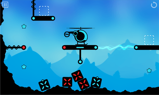 Fly Cargo для Windows Phone