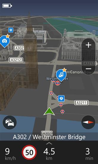 Скачать HERE Drive+ для Nokia Lumia 636