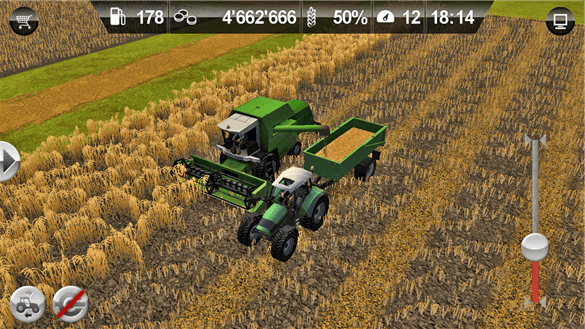Farming Simulator для Windows Phone