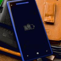 Как заряжать Lumia в выключенном состоянии