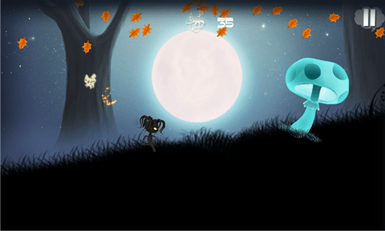 Moonlight Runner для Windows Phone