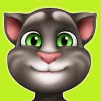 My Talking Tom для Q-Mobile Dream W473