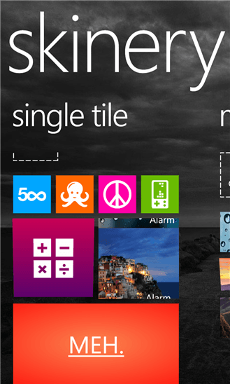 Скачать Skinery Themes для Nokia Lumia 638