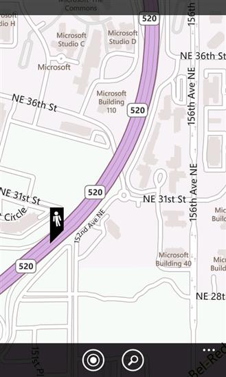 Street View для Windows Phone
