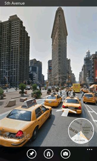Скачать Street View для Microsoft Lumia 430