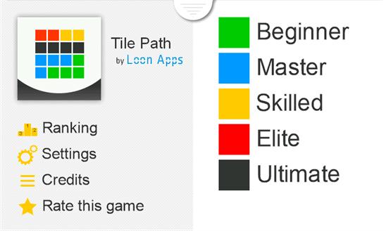 TilePath для Windows Phone