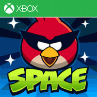 Angry Birds Space для Yezz Billy 4.0