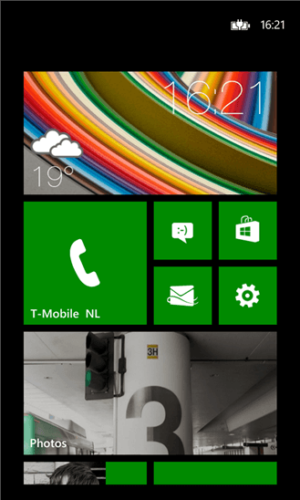 TimeMe для Windows Phone