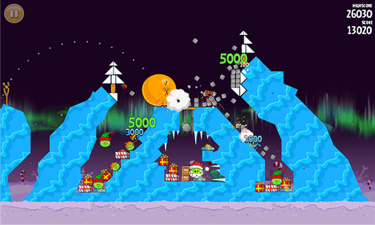Скачать Angry Birds Seasons для Nokia Lumia 620