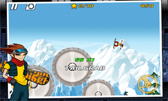 iStunt 2 для Windows Phone