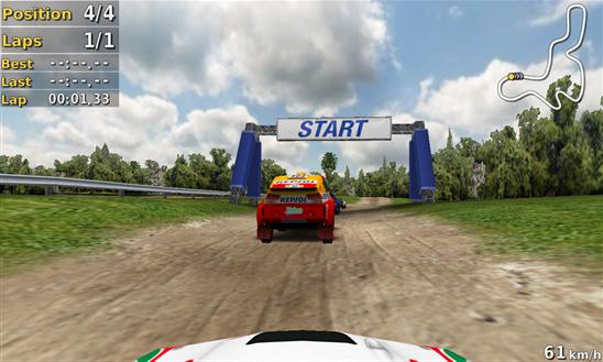 Скачать Pocket Rally для Nokia Lumia 730