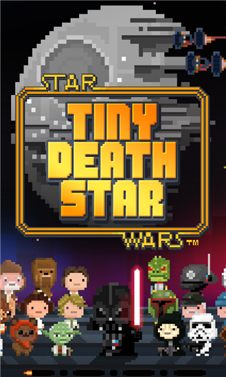 Star Wars: Tiny Death Star для Windows Phone