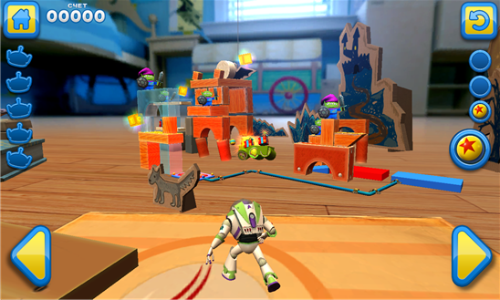 Toy Story: Smash It! для Windows Phone