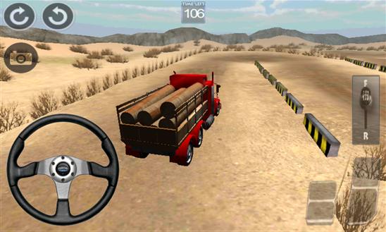 Truck Challenge 3D для Windows Phone