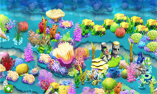 Nemo`s Reef для Windows Phone