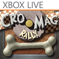 Cro-Mag Rally для Windows Phone