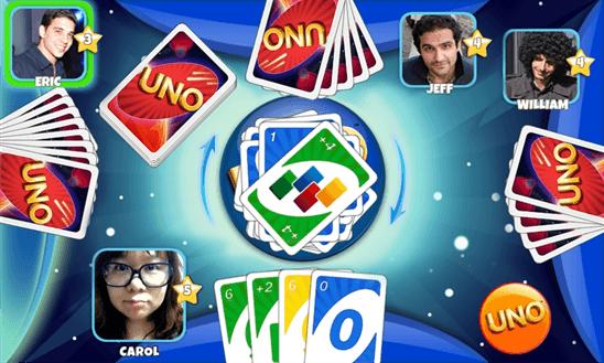 UNO & Friends для Windows Phone