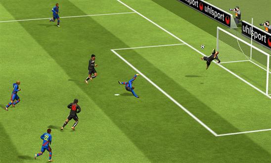 Скачать Real Soccer 2013 для Nokia Lumia 620