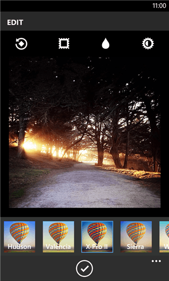 Instagram BETA для Windows Phone