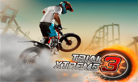 Trial Xtreme 3 для Windows Phone