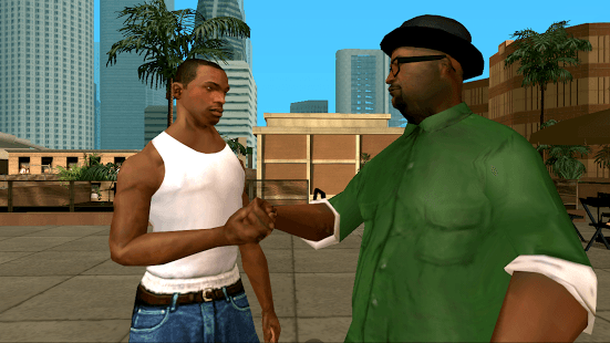 Скачать Grand Theft Auto San Andreas (GTA SA) для Archos 40 Cesium