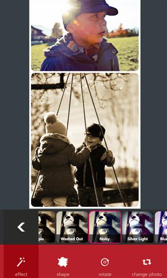 Скачать Phototastic для Nokia Lumia 710