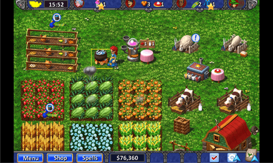 Fantastic Farm для Windows Phone
