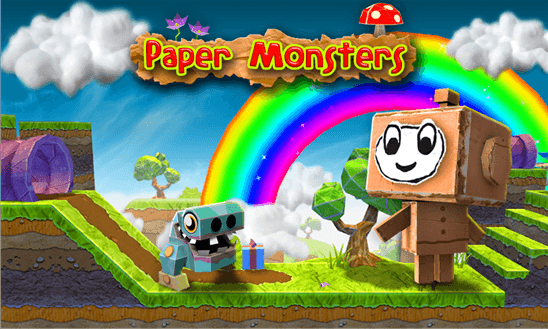 Скачать Paper Monsters для Xolo Win Q900s