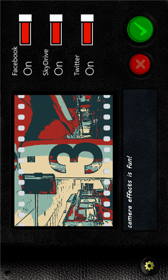 Скачать Camera Effects для HTC Radar