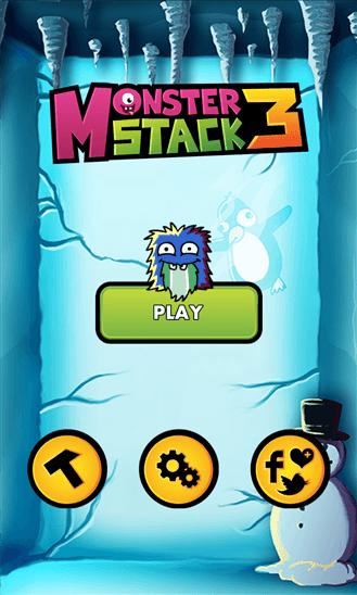 Скачать Monster Stack 3 VIP для HTC Radar